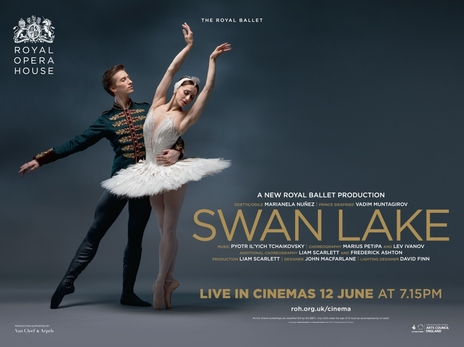 Film picture: ROH - Swan Lake (Live)