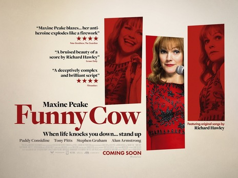 Film picture: Funny Cow