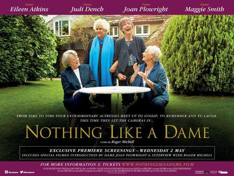 Film picture: Nothing Like A Dame