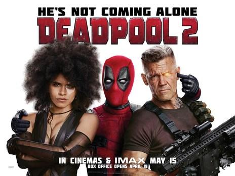 Film picture: (IMAX) Deadpool 2