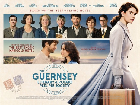 Film picture: The Guernsey Literary And Potato Peel Pie Society