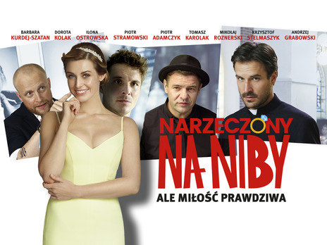 Film picture: Narzeczony Na Niby (Polish With English Subtitles)