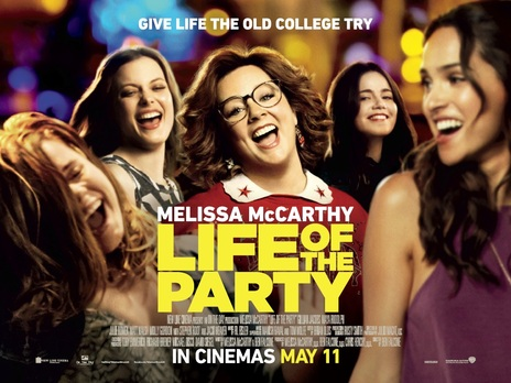 Film picture: Life Of The Party
