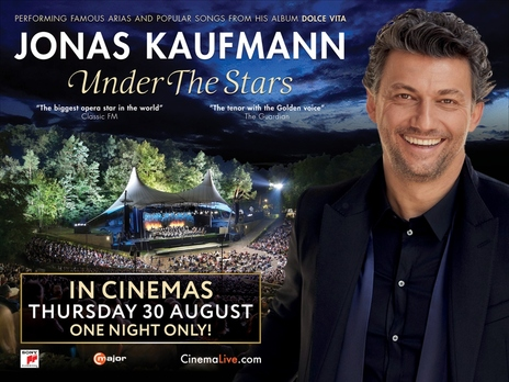 Film picture: Jonas Kaufmann: Under The Stars