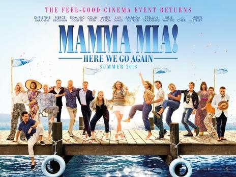 Film picture: Mamma Mia! Here We Go Again