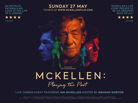 Film picture: McKellen: Playing The Part Live