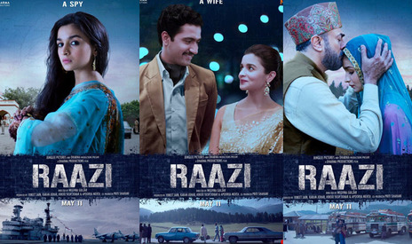 Film picture: Raazi