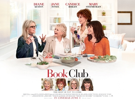 Film picture: Book Club