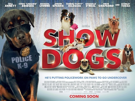 Film picture: Show Dogs