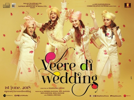 Film picture: Veere Di Wedding