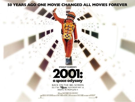 Film picture: 2001: A Space Odyssey (RE: 2018)