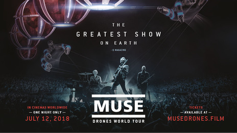Film picture: Muse: Drones World Tour
