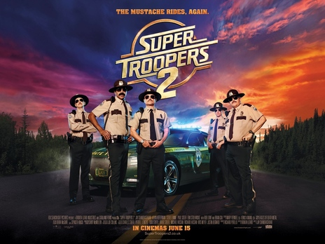 Film picture: Super Troopers 2