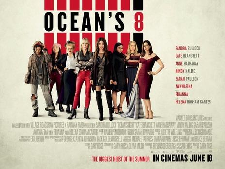 Film picture: Ocean's 8