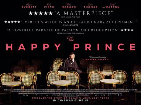 Film picture: The Happy Prince