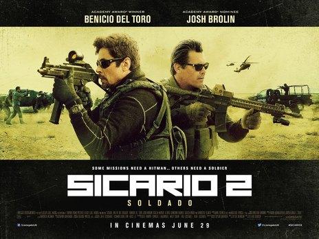 Film picture: Sicario 2: Soldado