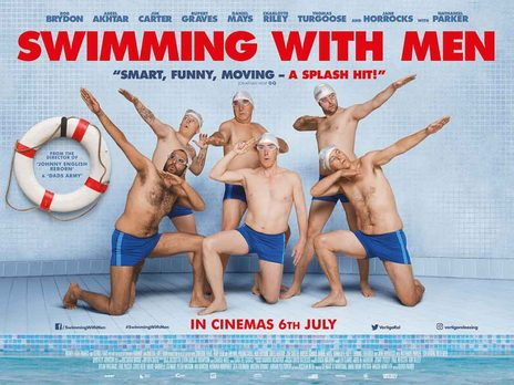 Film picture: Swimming With Men