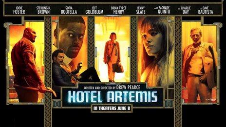 Film picture: Hotel Artemis