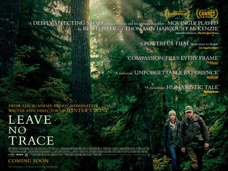 Film picture: Leave No Trace