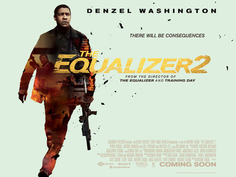 Film picture: (IMAX) The Equalizer 2