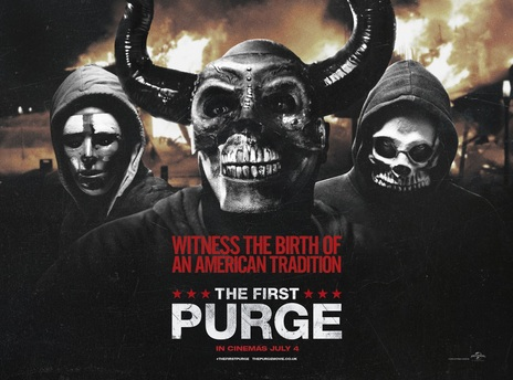 Film picture: The First Purge