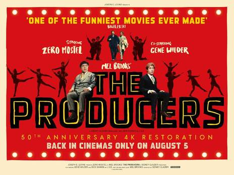 Film picture: The Producers -  50th Anniversary