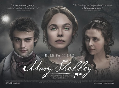Film picture: Mary Shelley