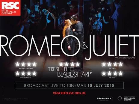 Film picture: RSC LIVE 2018 - Romeo & Juliet