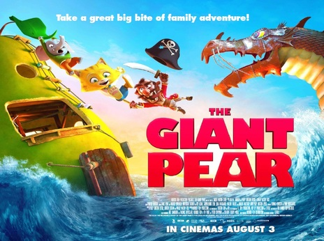 Film picture: The Giant Pear