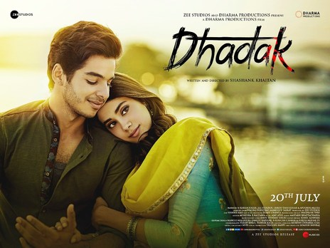 Film picture: Dhadak