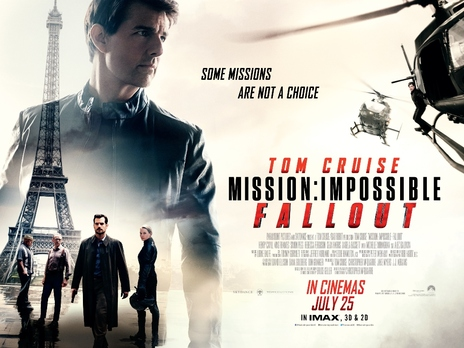 Film picture: 2D Mission: Impossible - Fallout