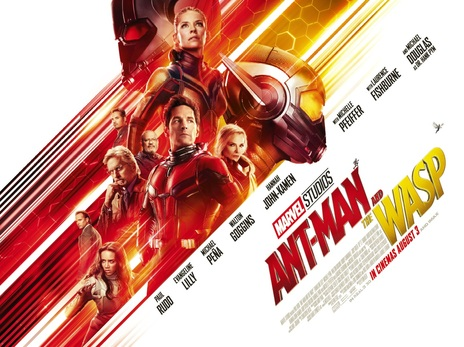 Film picture: (IMAX) 3D Ant-Man And The Wasp