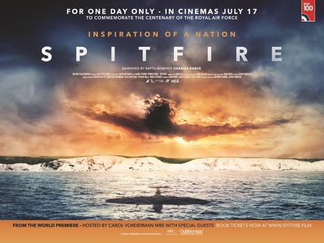 Film picture: Spitfire: From The World Premiere (One Night Only)