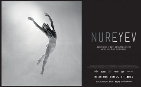 Film picture: Nureyev - All The World His Stage