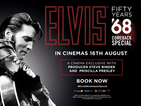 Film picture: Elvis: 68� Comeback Special 50th Anniversary