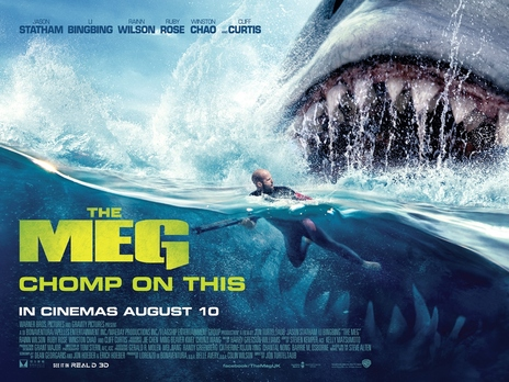 Film picture: 3D The Meg