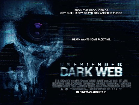 Film picture: Unfriended: Dark Web