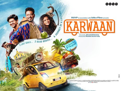 Film picture: Karwaan