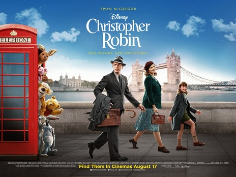 Film picture: Disney's Christopher Robin