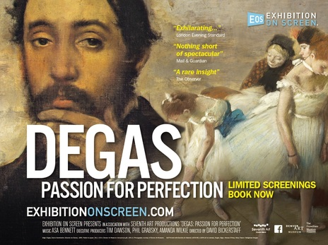 Film picture: Exhibition On Screen: Degas: Passion For Perfection