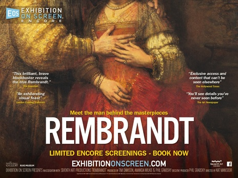 Film picture: Exhibition On Screen: Rembrandt