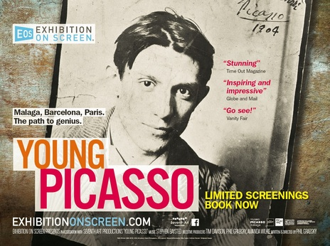 Film picture: Exhibition On Screen: Young Picasso