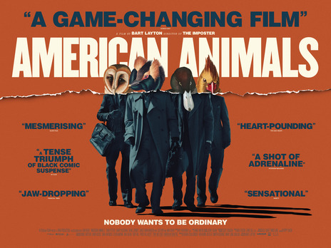 Film picture: American Animals