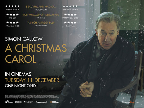 Film picture: A Christmas Carol