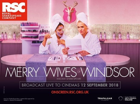 Film picture: RSC LIVE 2018 - The Merry Wives Of Windsor