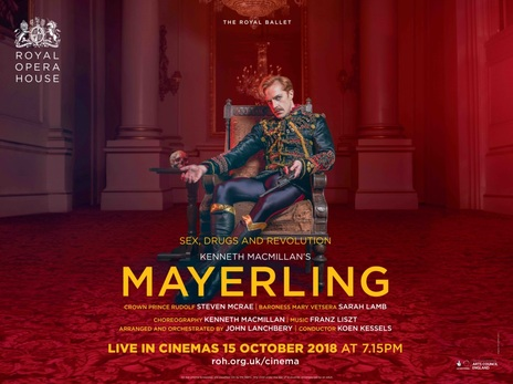 Film picture: ROH - Mayerling (Live)