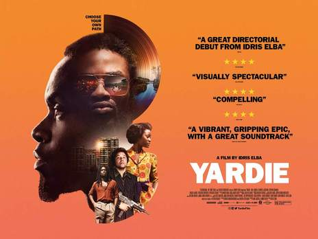 Film picture: YARDIE preview screening + live Idris Elba Satellite Q&A + Special Guests