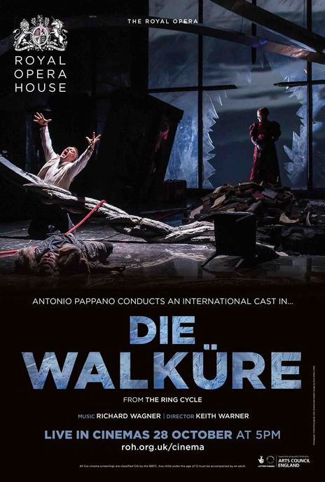 Film picture: ROH - Die Walküre (Live)