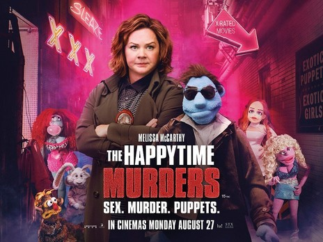 Film picture: The Happytime Murders