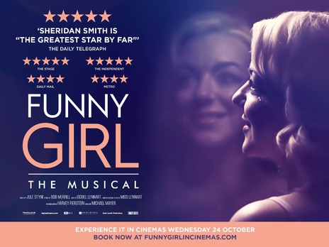 Film picture: Funny Girl - The Musical
